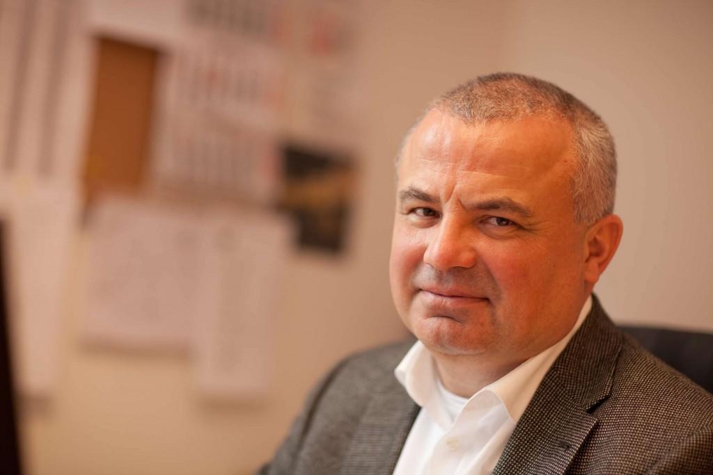 Joachim Müller, Leiter der Einrichtung