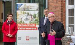 Erzbischof Dr. Heiner Koch eröffnet das 2. katholische Hospiz im Erzbistum Berlin