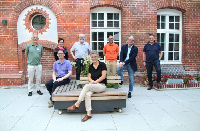 Caritas-Hospiz Katharinenhaus Berlin-Reinickendorf bekommt UNTERSTÜTZUNG